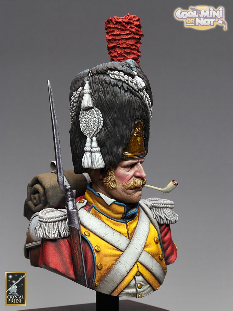 Swiss Guard Grenadier 1810