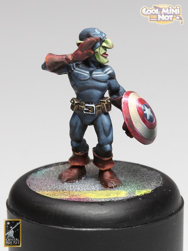 Captain Goblin