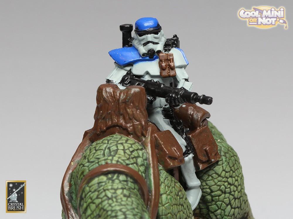 Commander Rex on Sharpclaw