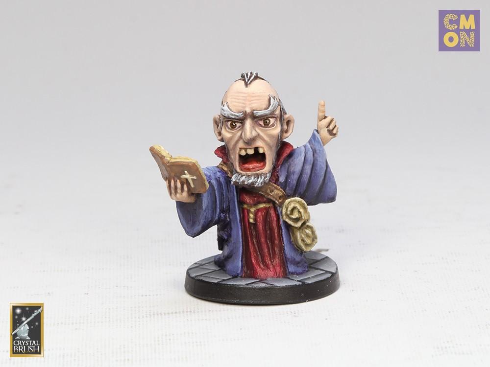 Preacher Strange