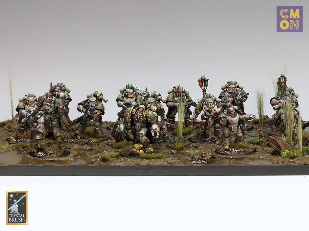 Deathguard Squad