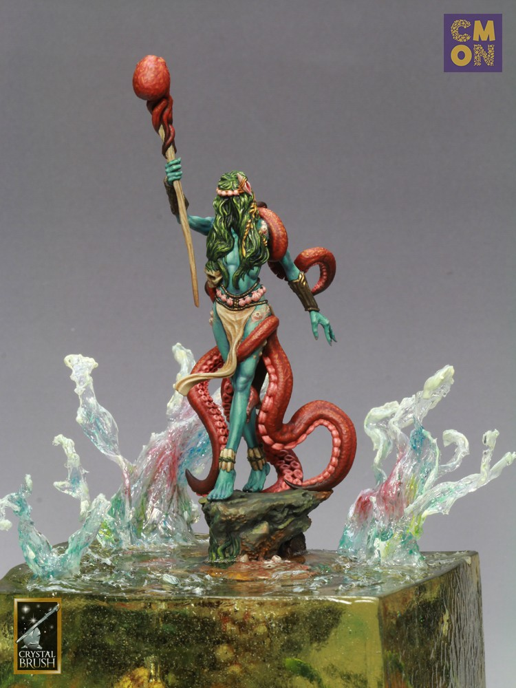 Vujasha, Sea's Vengeance